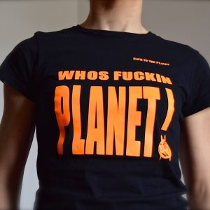 Back To The Planet T-Shirt - 1