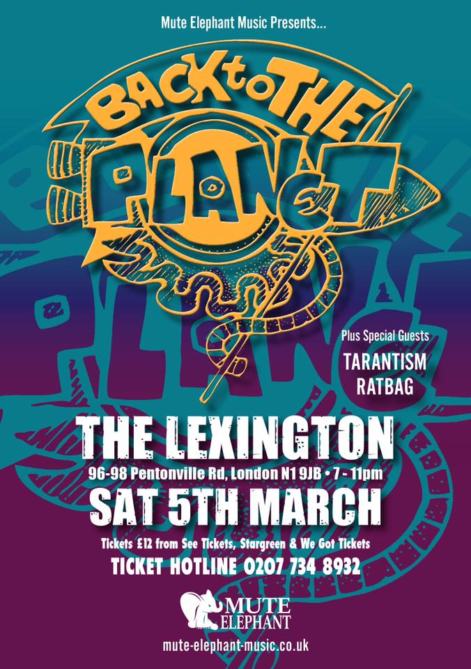 The Lexington March 5th 2016