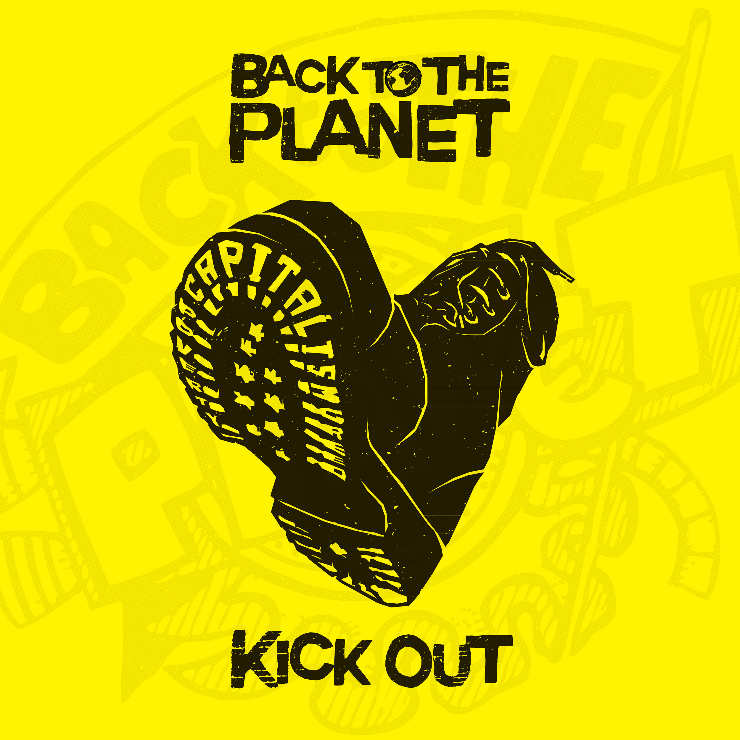 Back To The Planet – Kick Out EP