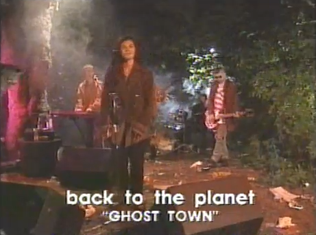 Back To The Planet – Ghost Town