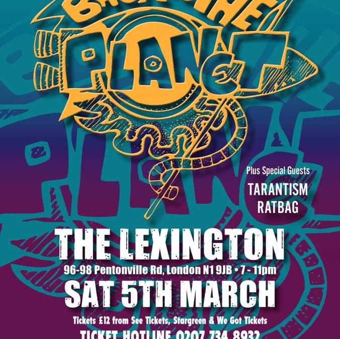 The Lexington March 5th 2016