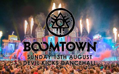 Boomtown 2017 Devil Kicks
